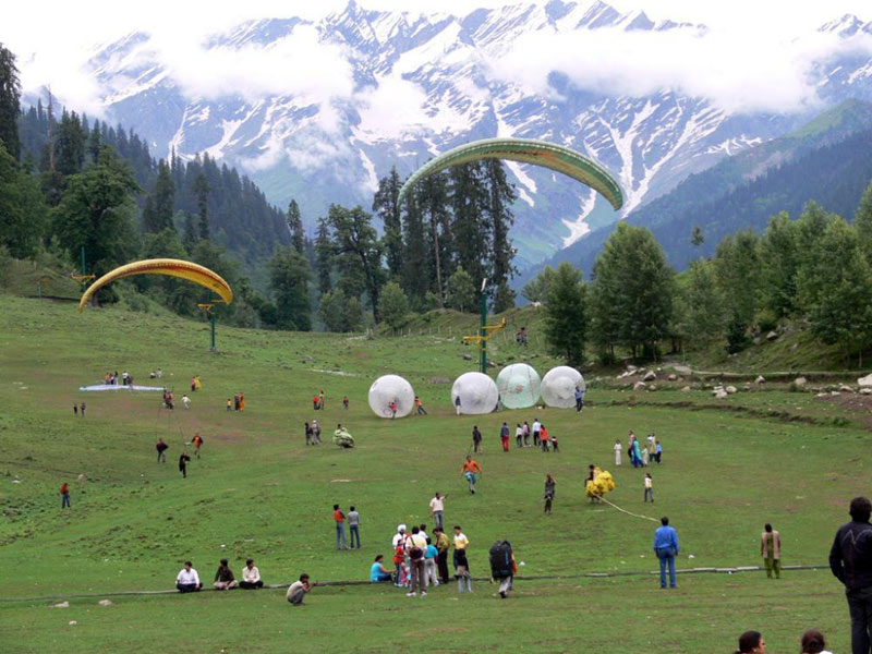 HIMACHAL DARSHAN TOUR PACKAGE
